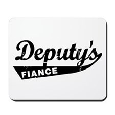 Vintage Deputys Fiance Mousepad