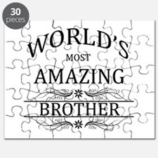 World's Most Amazing Stepbrother Puzzle