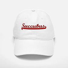 Succubus Baseball Baseball Cap