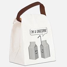 I'm A Unicorn! Canvas Lunch Bag
