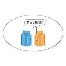 I'm A Unicorn! Decal