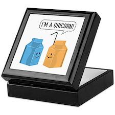 I'm A Unicorn! Keepsake Box