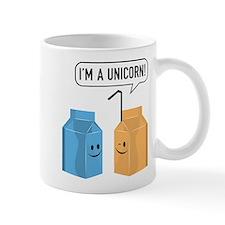 I'm A Unicorn! Small Mugs