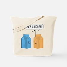I'm A Unicorn! Tote Bag