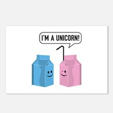I'm A Unicorn! Postcards (Package of 8)