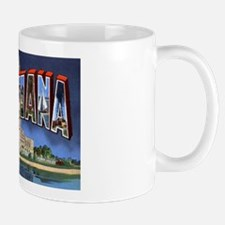 Louisiana Greetings Mug
