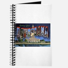 Louisiana Greetings Journal