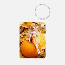 Pumpkin Fairy Keychains