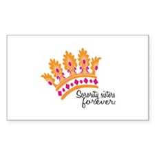Sorority Sisters Forever. Decal