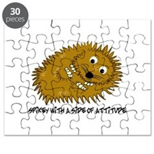 Spikey With A Side Of Attitude Puzzle