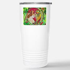 Wren by RuthOlivarMilla Travel Mug