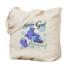 Skater Girl Tote Bag
