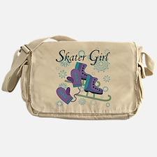 Skater Girl Messenger Bag