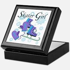 Skater Girl Keepsake Box