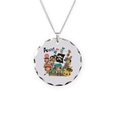 Pirates Ahoy Necklace