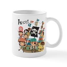 Pirates Ahoy Small Mug