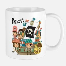 Pirates Ahoy Small Small Mug