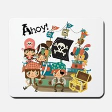 Pirates Ahoy Mousepad