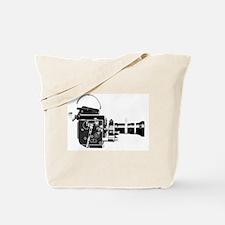 Vintage Bolex Movie Came Tote Bag