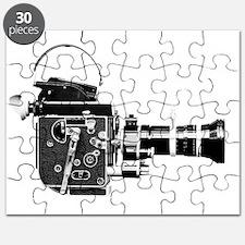 Vintage Bolex Movie Came Puzzle