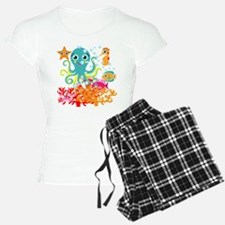 Welcome to the Ocean Pajamas