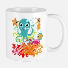 Welcome to the Ocean Mug