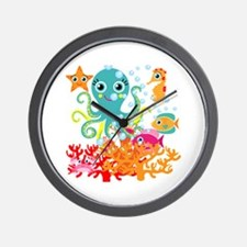 Welcome to the Ocean Wall Clock