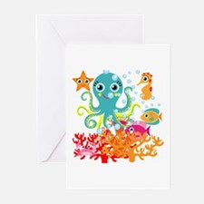 Welcome to the Ocean Greeting Cards (Pk of 10)