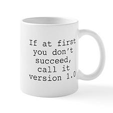Call It Version 1.0 Mug