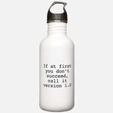 Call It Version 1.0 Sports Water Bottle