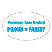 PIO Parent Oval Decal