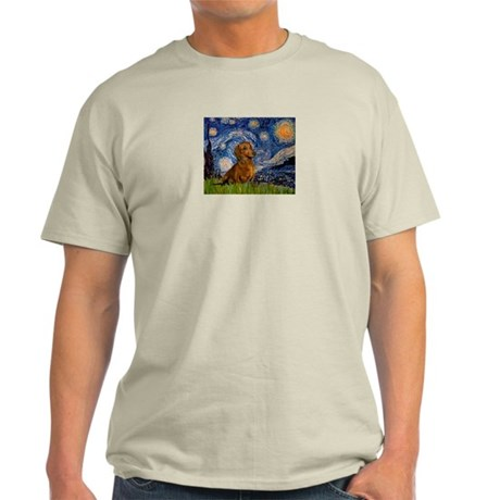 MP-Starry-Dachs-Brwn1 T-Shirt