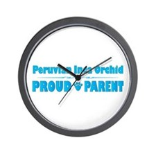 PIO Parent Wall Clock