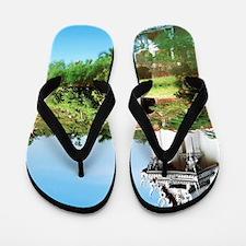 Ancient Siam Flip Flops