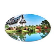 Ancient Siam Wall Decal