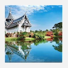 Ancient Siam Tile Coaster