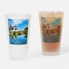 Ancient Siam Drinking Glass