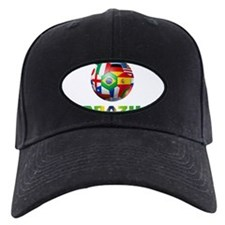 Brazil Baseball Hat