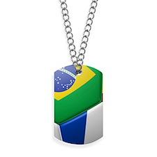Brazil Dog Tags