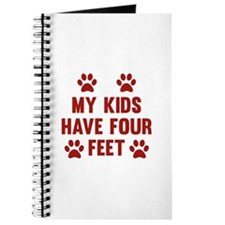 My Kids Have Four Feet Journal