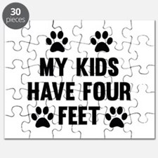 My Kids Have Four Feet Puzzle