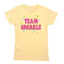 Team Sparkle Girl's Tee