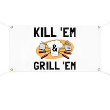 Kill Grill Banner