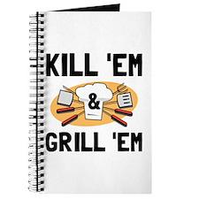 Kill Grill Journal