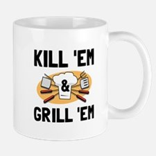 Kill Grill Mugs