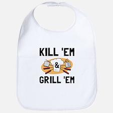 Kill Grill Bib