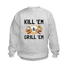 Kill Grill Sweatshirt