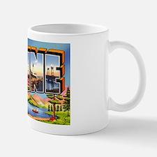 Maine Greetings Mug