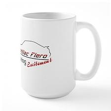 Large Fiero Coffee Mug