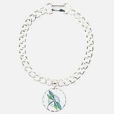 Decorative Dragonfly Bracelet